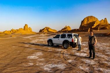 Kaluts- Lut Desert