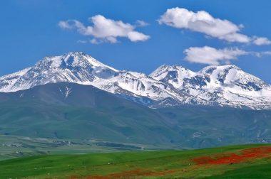 Mount Sabalan
