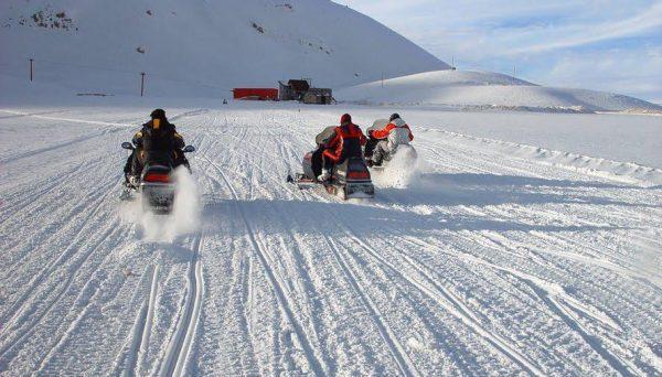 Sepidan Ski Resort (Poolad Kaf)