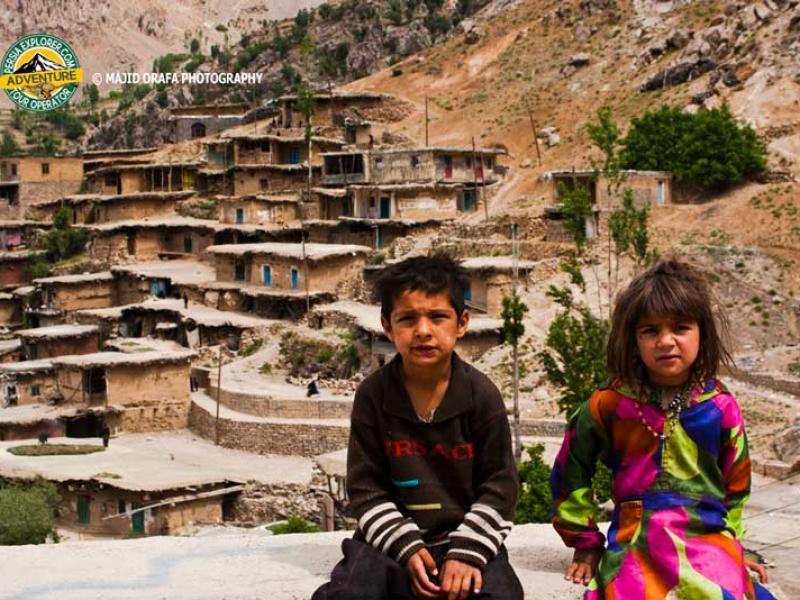 Sare Agha Seyed Village