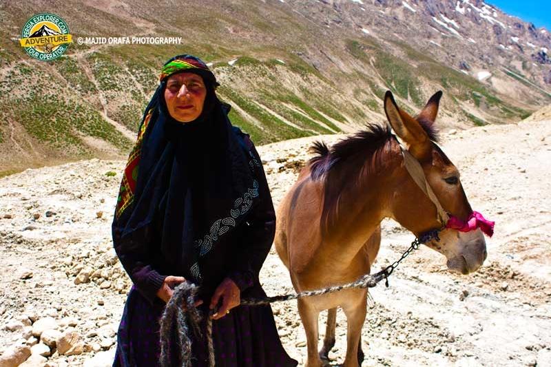 Bakhtyari Nomads
