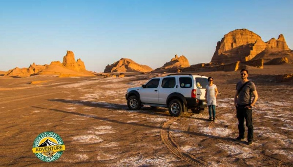 Go Deep in the Deserts of Iran