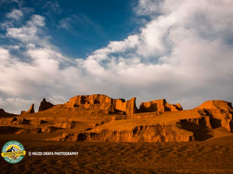 Lut Desert registered in UNESCO heritage list