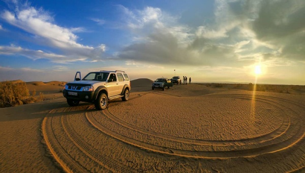 Rig-e Jinn Desert
